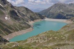 austria jezioro Obraz Royalty Free
