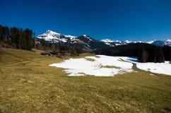 Austria - Kitzbuheler Horn Royalty Free Stock Image