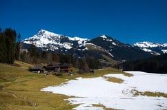 Austria - Kitzbuheler Horn Stock Photo