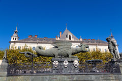 austria Klagenfurt Obrazy Royalty Free