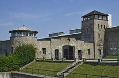 Austria, KZ Mauthausen stock image