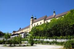 Austria - Lambach monastery Stock Image