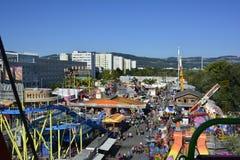 Austria_Linz lizenzfreies stockbild