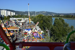 Austria_Linz stockbild