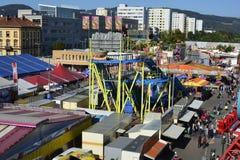 Austria_Linz Stock Images