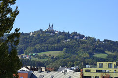 Austria_Linz Royalty Free Stock Images