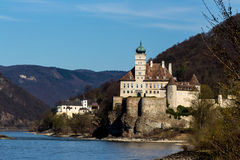 Austria, lower austria, castle schoenbuehel Stock Images