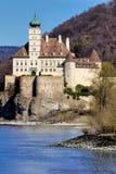 Austria, lower austria, castle schoenbuehel Royalty Free Stock Image