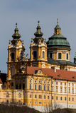 Austria, lower austria, melk abbey Royalty Free Stock Photo