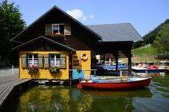 Austria, Lunz am See Stock Photos