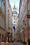 austria miasto Salzburg Zdjęcia Stock