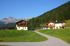 Austria - montan@as fotografía de archivo