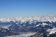 Austria. Mountains. The Alpes. Stock Photography