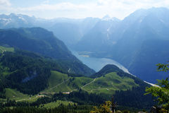 Austria, panorama Stock Images