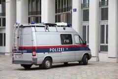 Austria Police Stock Photography