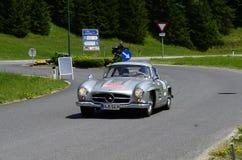 Austria, rocznika samochód zdjęcie stock
