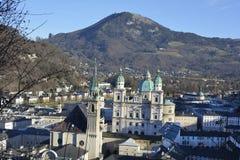 Austria_Salzburg stock foto's