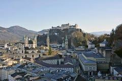 Austria_Salzburg stock foto