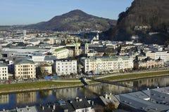 Austria_Salzburg royalty-vrije stock afbeeldingen