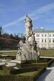 Austria_Salzburg royalty-vrije stock afbeelding