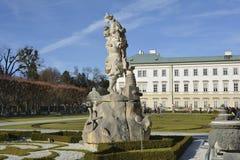 Austria_Salzburg Fotografía de archivo libre de regalías