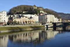 Austria_Salzburg imagem de stock