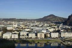 Austria_Salzburg Immagine Stock