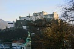 Austria_Salzburg Royalty-vrije Stock Foto