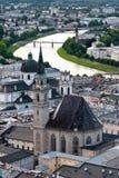 austria Salzburg Obraz Stock