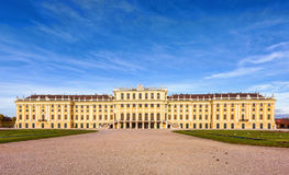 Austria schonbrunn palace Royalty Free Stock Photography