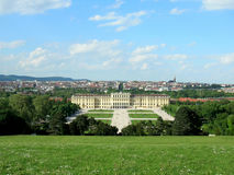 Austria. Schonbrunn Palace in Vienna. stock photography