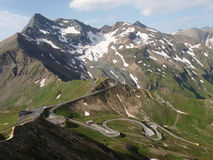 Austria - Tirol - Grossglockner Royalty Free Stock Photography