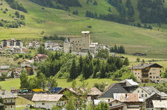 Austria, Tirol, Nauders Stock Images