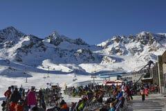 Austria_Tyrol stock afbeelding