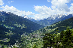 Austria, Tyrol, Inn Valley Royalty Free Stock Images