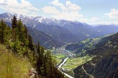 Austria, Tyrol, Inn Valley Royalty Free Stock Photos