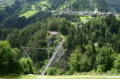 Austria, Tyrol, Pitztal Obraz Royalty Free