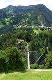 Austria, Tyrol, Pitztal Zdjęcia Royalty Free