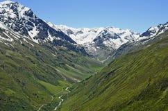 Austria, Tyrol, Pitztal Royalty Free Stock Images