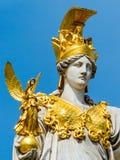 Austria, Viena, el parlamento Imagen de archivo
