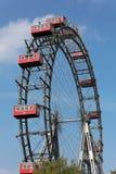 Austria, Viena, rueda de Ferris imagen de archivo