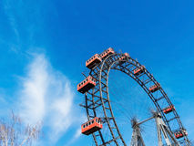 Austria, vienna, ferris wheel Royalty Free Stock Photography