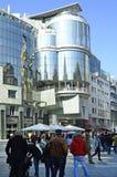 Austria, Vienna, Haas building Stock Images