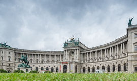 Austria, Vienna, Hofburg Stock Photography