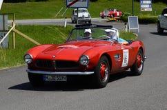 Austria, Vintage car Stock Images
