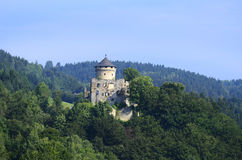 Austria, Wildberg. Austria, ruin Wildberg in Upper Austria Stock Photo