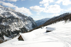 Austria - winter Stock Photos