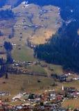 austria wioski Zdjęcie Stock