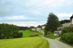 Austriacka wieś Obrazy Royalty Free