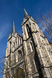 austriacki gothica Fotografia Royalty Free